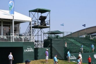 August 2013: Barclays Classic, Liberty National Golf Course