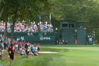 August 2014: The 96th PGA Championship, Valhalla Golf Club