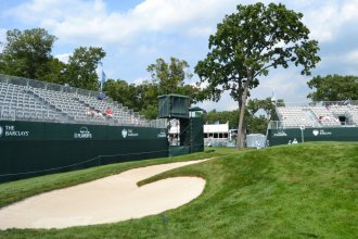 August 2014: The Barclays, Ridgewood Country Club